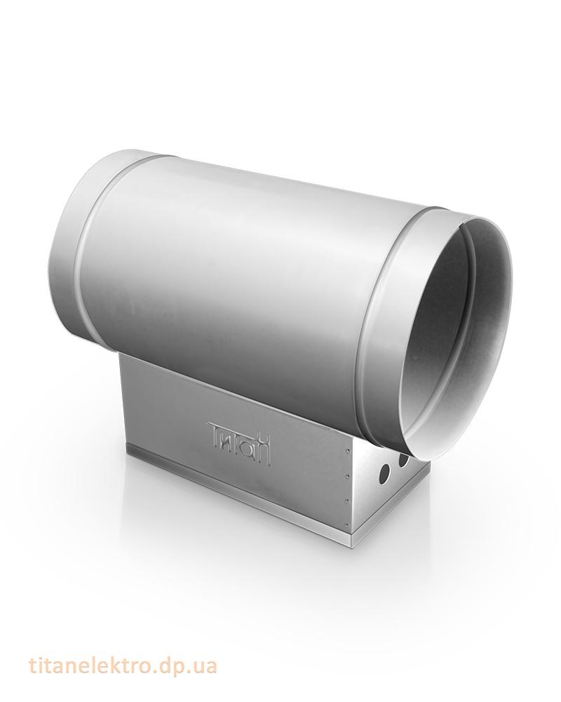 Канальный нагреватель Титан цилиндрический